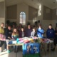 Make a Blanket Day at Mooresville ARP Church