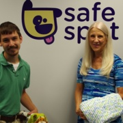 SAFE Spot Child Advocacy Center receives blankets